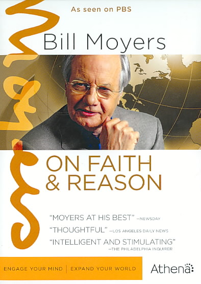 BILL MOYERS ON FAITH AND REASON BY BILL MOYERS ON FAITH (DVD)