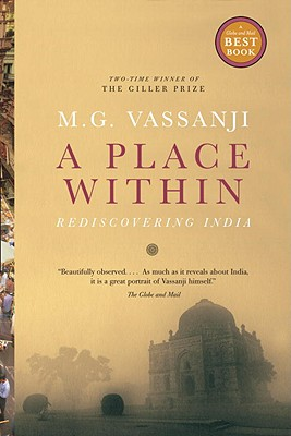 A Place Within By Vassanji, M. G.